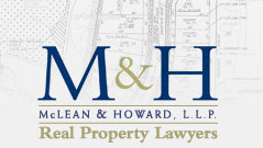 McLean & Howard Law