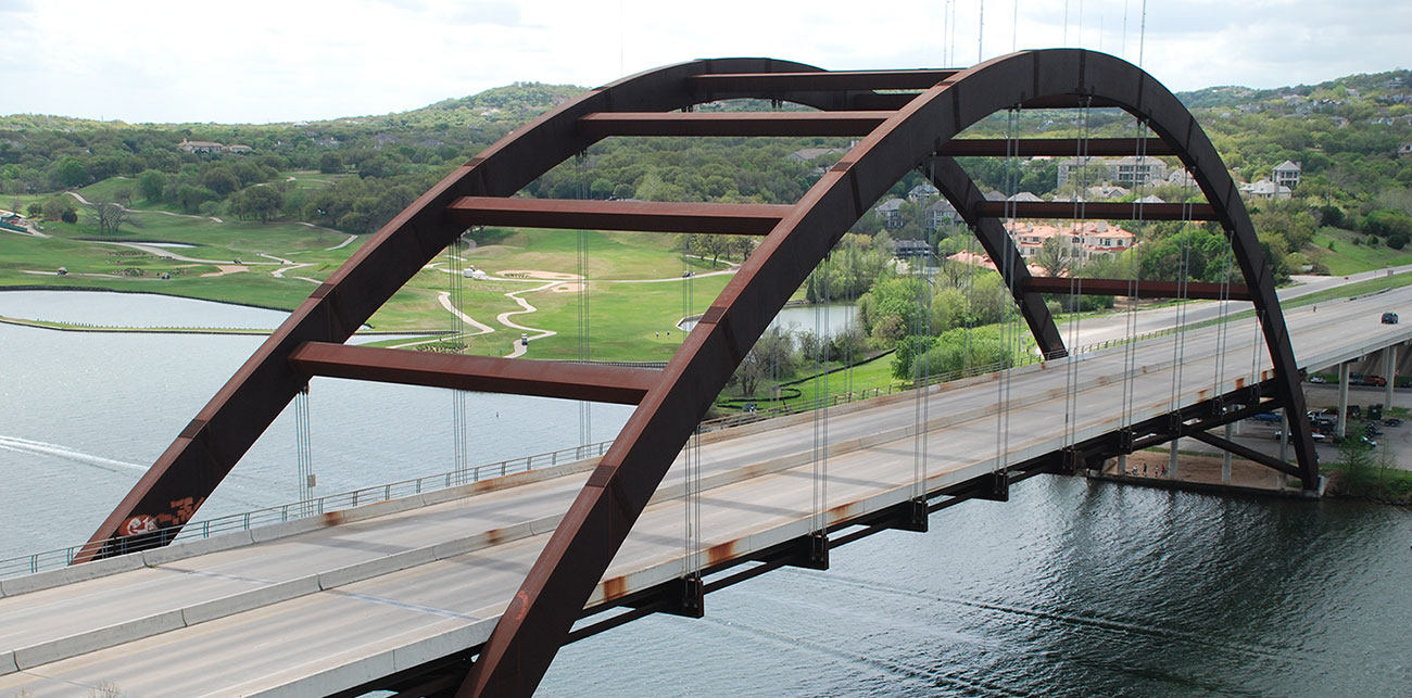 Austin 360 Bridge (Pennybacker Bridge)